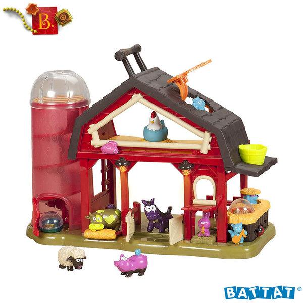 1B.Toys - Детска музикална ферма с животни BX1222Z