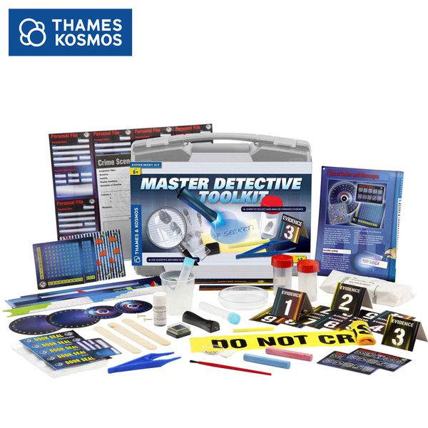Thames&Kosmos - Комплект за млади детективи 630912