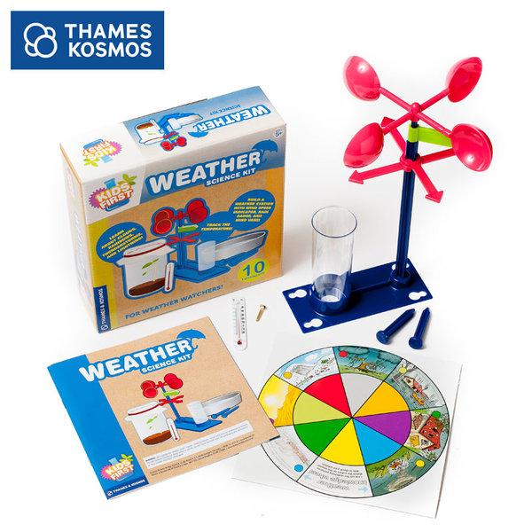 Thames&Kosmos - Метеорологична станция Време 606114