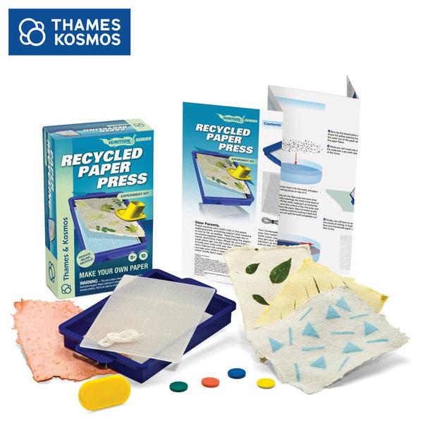 Thames&Kosmos - Забавен комплект Направи си сам хартия 659066