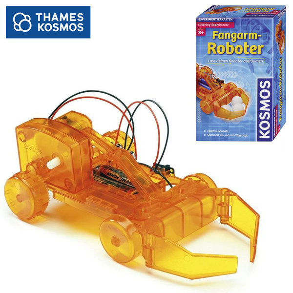 Thames&Kosmos - Забавен комплект Робот ръка 659103