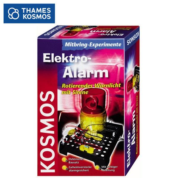 Thames&Kosmos - Забавен комплект Електро аларма 659172