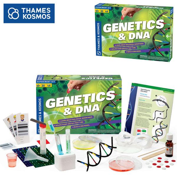 Thames&Kosmos - Забавен комплект Генетика и ДНК 665002