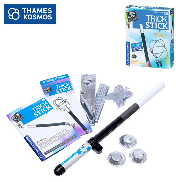 Thames&Kosmos - Geek&Co Science Магическа пръчица 550031