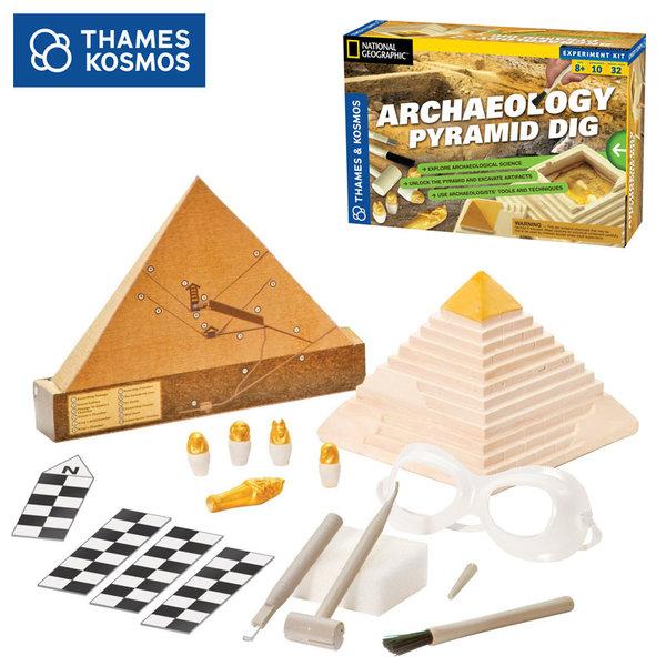Thames&Kosmos - Археология Разкопки на пирамида 665001