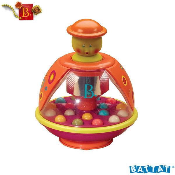 1B.Toys - Пумпал с топчета Калинка Poppitoppy™ BX1119C2Z