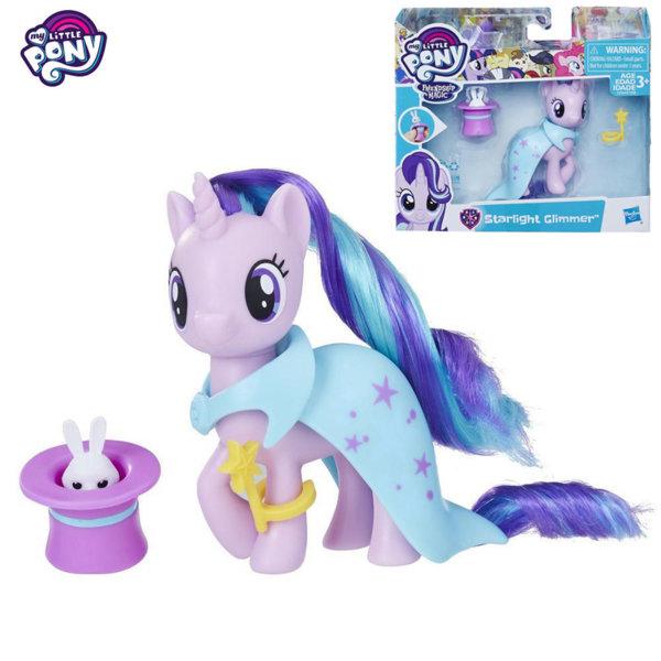 My Little Pony - Моето малко пони Училище за приятелство Starlight Glimmer с магически аксесоар E1928