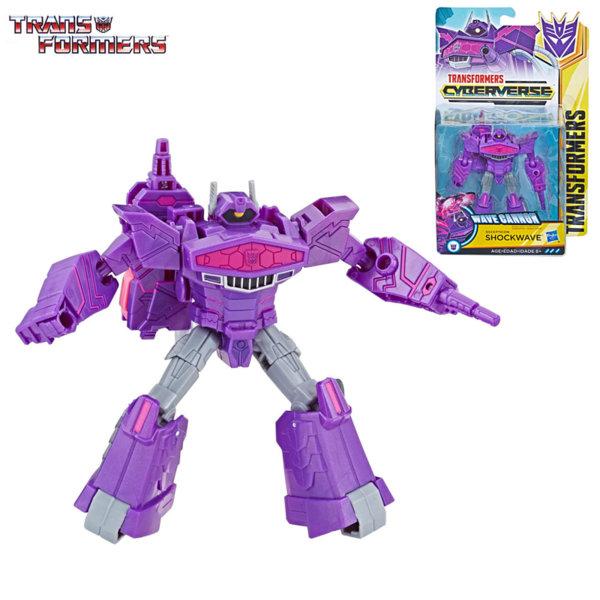 Transformers - Трансформърс Cyberverse SHOCKWAVE E1884