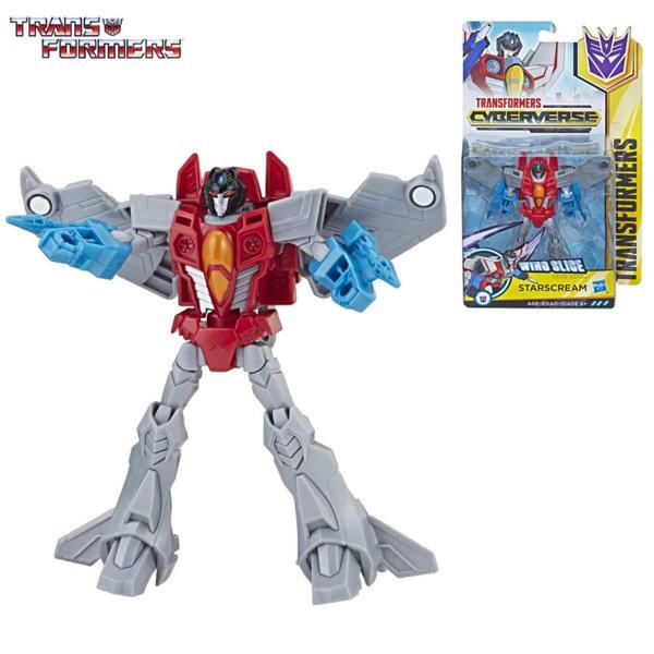 Transformers - Трансформърс Cyberverse STARSCREAM E1884