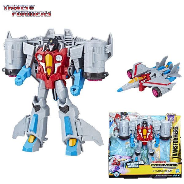 Transformers - Трансформърс Cyberverse Ultra STARSCREAM E1886