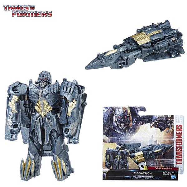 Transformers - Трансформърс Cyberfire 1-Step Megatron C0884