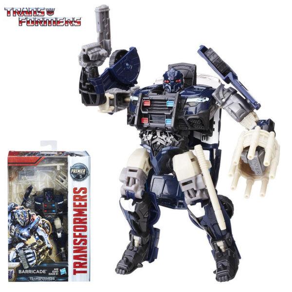 Transformers - Трансформърс Premier Edition Barricade C0887