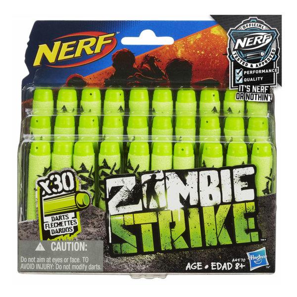 Hasbro Nerf - Нърф Zombie Strike Допълнителни стрели 30бр A4570
