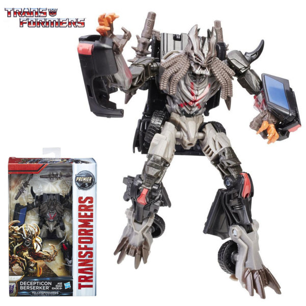 Transformers - Трансформърс Premier Edition Decepticon Berserker C0887