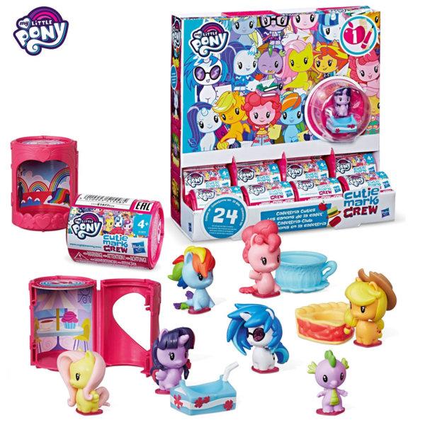 My Little Pony - Моето малко Пони Случайна мини фигурка в кутийка E1977