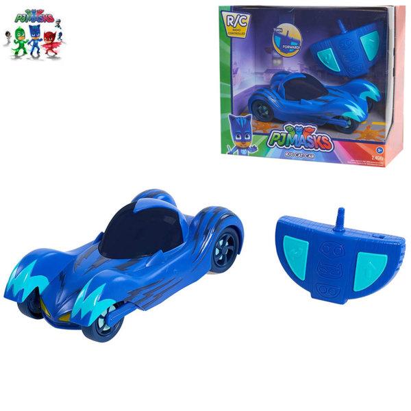 PJ Masks - Колата на Катбой с радиоуправление Cat-Car R/C 24900