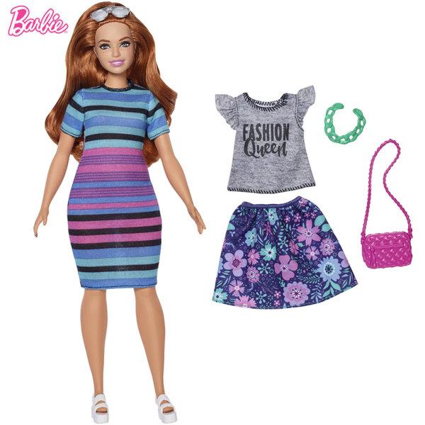 Barbie Fashionistas - Кукла Барби FJF67