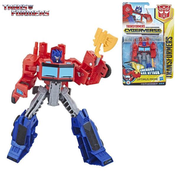 Transformers - Трансформърс Cyberverse OPTIMUS PRIME E1884