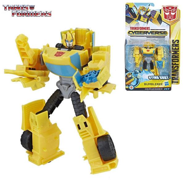 Transformers - Трансформърс Cyberverse BUMBLEBEE E1884