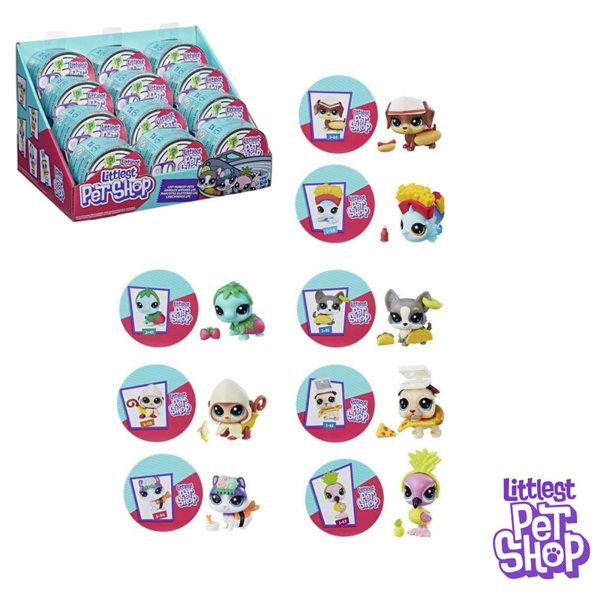Littlest Pet Shop - Малки домашни любимци Случайна мини фигурка с аксесоари e5216