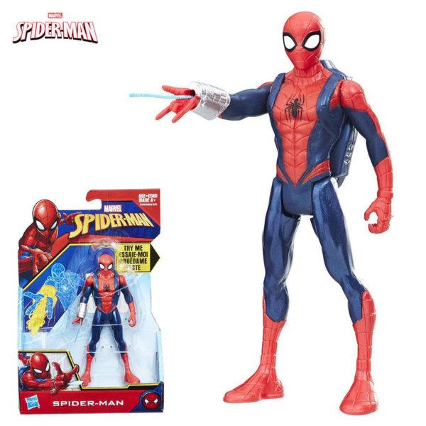 Hasbro - Spider Man Екшън фигура 15см Спайдърмен e0808