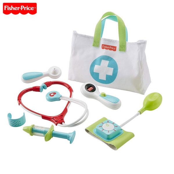 Fisher Price - Детски докторски комплект в чанта DVH14