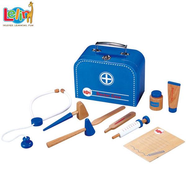 Lelin Toys - Докторски комплект в куфарче 50011