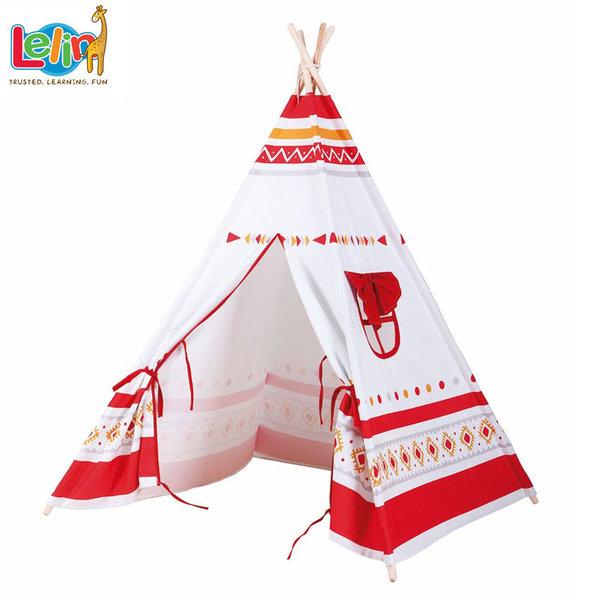 Lelin Toys - Детскa палатка за игра 70013