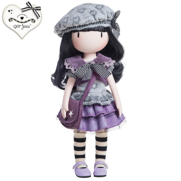 Gorjuss - Кукла Little Violet 32см 04906