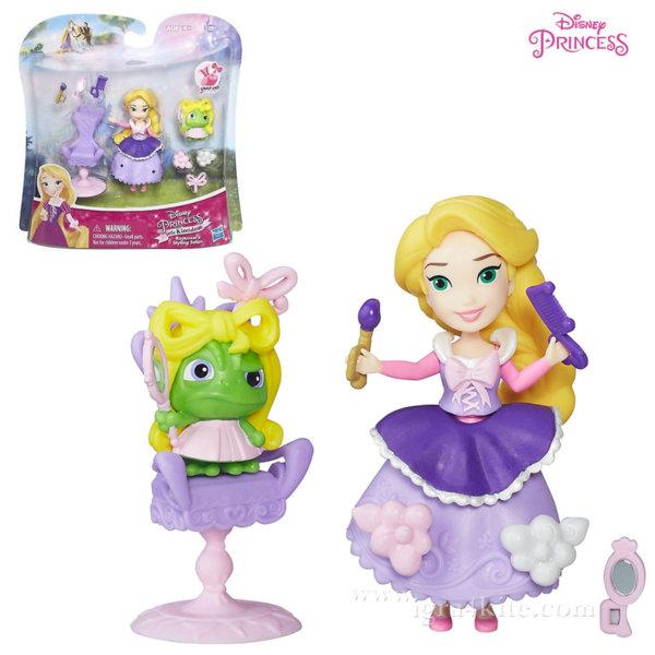 Disney Princess - Рапунцел салон за красота мини кукла b5334