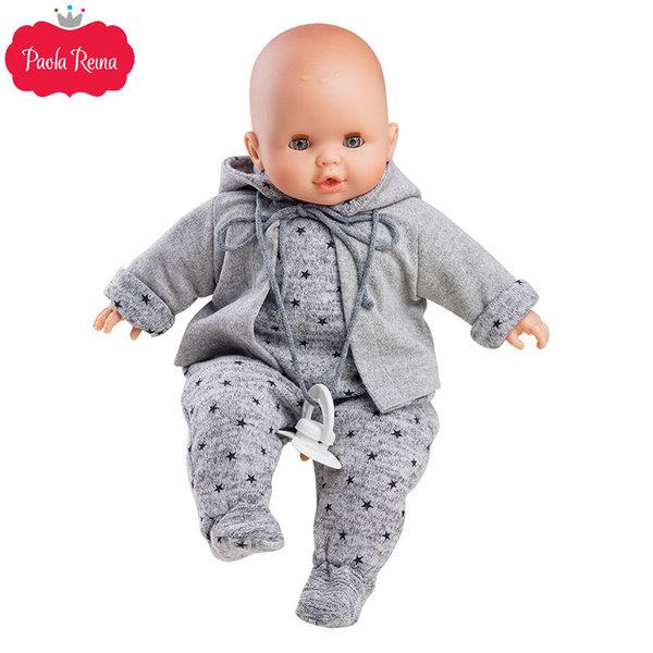 Paola Reina - Alex & Sonia Кукла бебе Alex със звуци 36см 08016