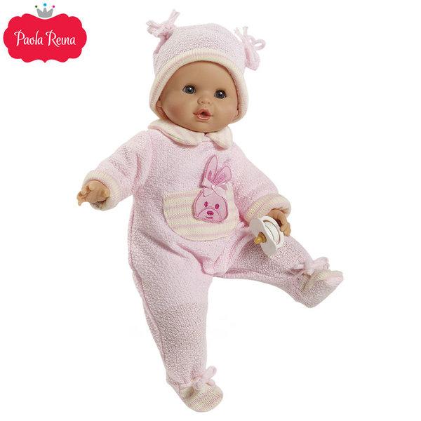 Paola Reina - Alex & Sonia Кукла бебе Sonia със звуци 36см 08014
