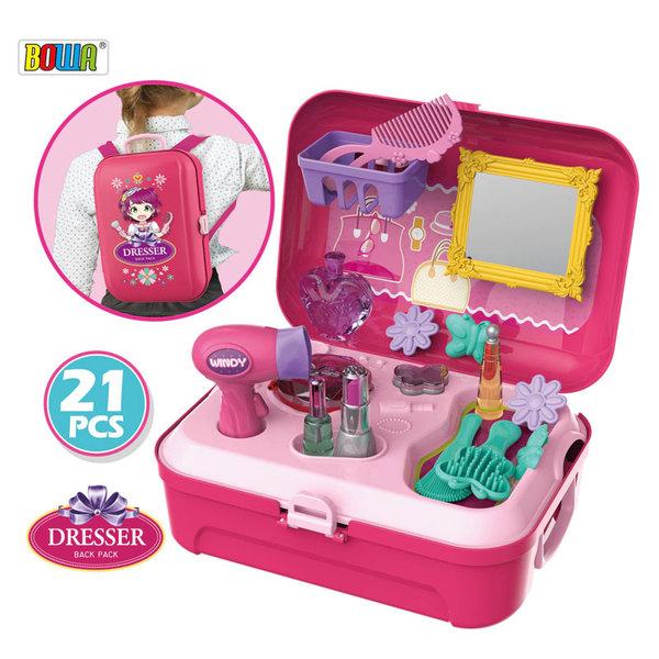 Bowa - Раница куфарче с детска тоалетка 8232