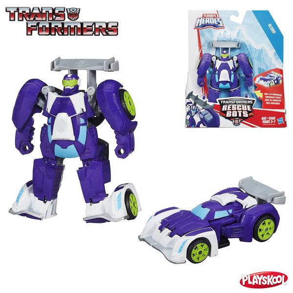 Transformers Playskool Heroes - Трансформърс Blurr a7024