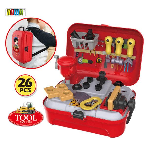 Bowa - Раница куфарче с център с инструменти 8017