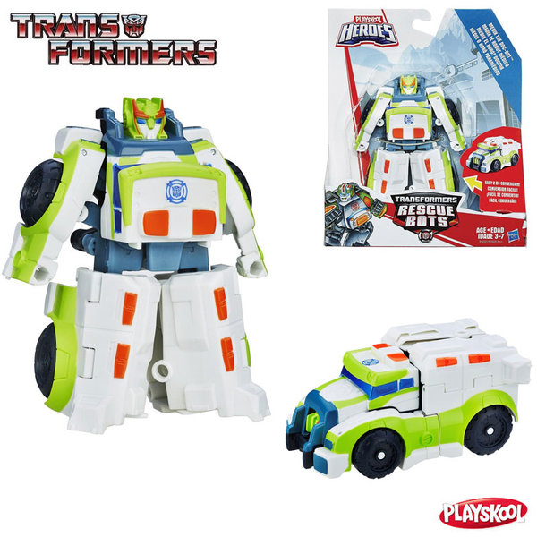 Transformers Playskool Heroes - Трансформърс Medix The Doc-bot a7024
