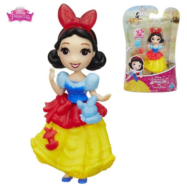 Disney Princess - Мини кукла Снежанка b5321