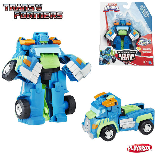 Transformers Playskool Heroes - Трансформърс Hoist The Tow Bot a7024