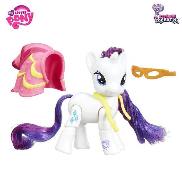 My Little Pony Equestria Girls - Моето малко пони Rarity с аксесоари B3602