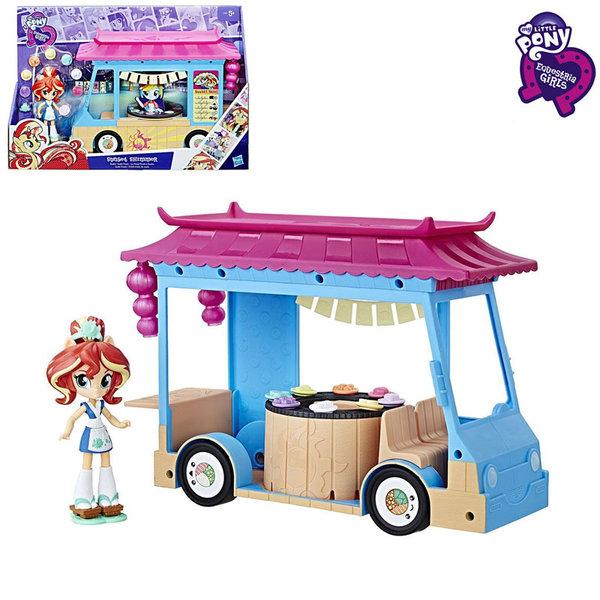 My Little Pony Equestria Girls - Моето малко пони Камион за суши c1840