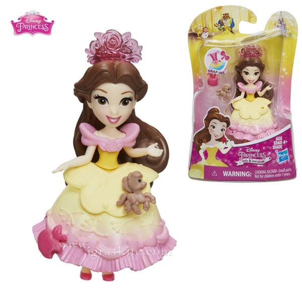 Disney Princess - Мини кукла Бел b5321