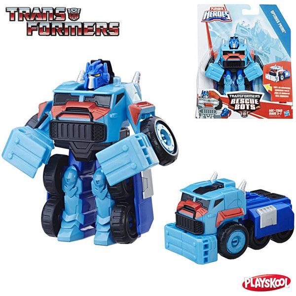 Transformers Playskool Heroes - Трансформърс Optimus Prime a7024