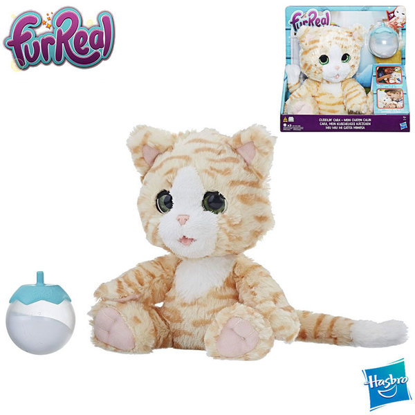FurReal Friends - Интерактивно коте Cara E0418