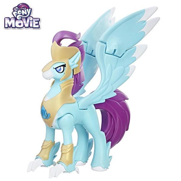 My Little Pony Guardians of Harmony - Моето малко пони Stratus Skyranger със светлинни и звукови ефекти c1061
