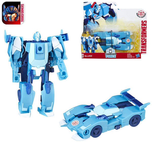 Transformers Robots in Disguise - 1-Step Трансформърс Blurr B0068