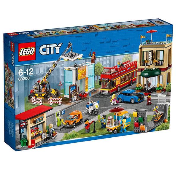 Lego 60200 City - Столица