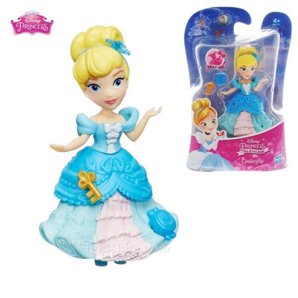 Disney Princess - Мини кукла Пепеляшка b5321