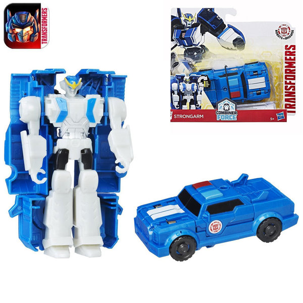 Transformers Robots in Disguise - 1-Step Трансформърс Strongarm B0068