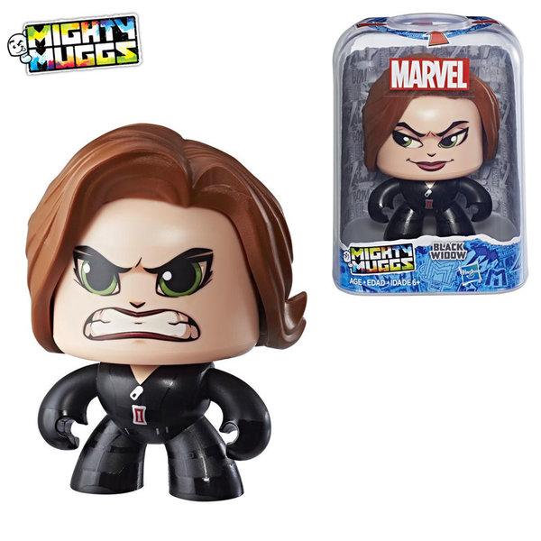Hasbro Marvel - Мини фигура с гримаса Black Widow E2122