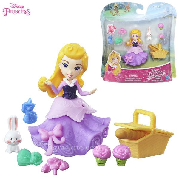 Disney Princess - Аврора на пикник мини кукла b5334